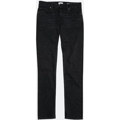 Slim jeans - Svart