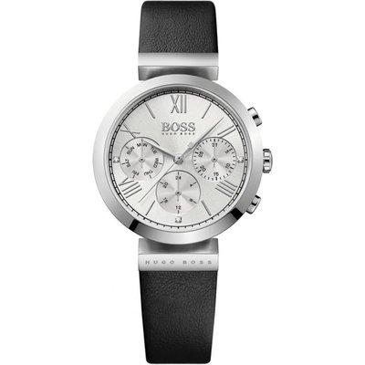 HUGO BOSS Hugo Boss Classic Women Sport Classic Sport Damenuhr in Schwarz 1502395
