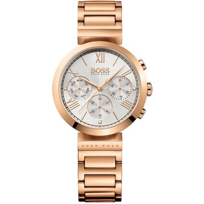 HUGO BOSS Hugo Boss Classic Women Sport Classic Sport Damenuhr in Rosa 1502399