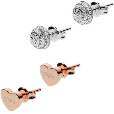 Emporio Armani Ohrringe Gift Set Sterling-Silber EG3327040