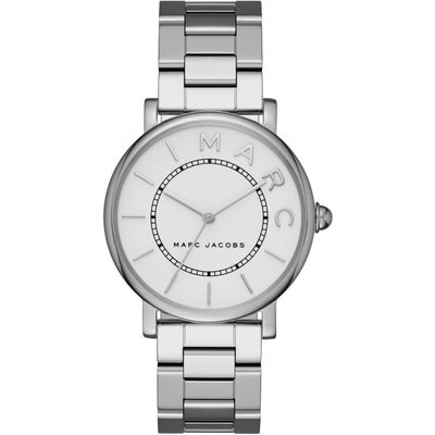 MARC JACOBS Marc Jacobs Classic Damenuhr in Silber MJ3521