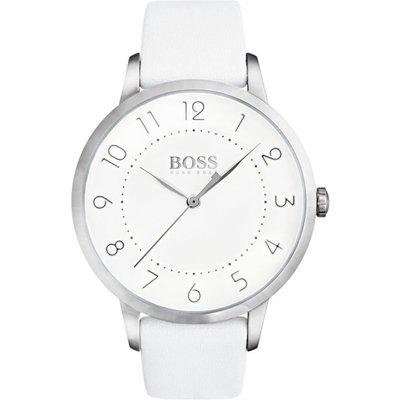 HUGO BOSS Hugo Boss Eclipse Eclipse Damenuhr in Weiß 1502409
