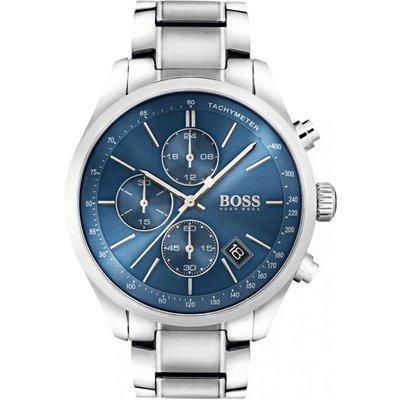 HUGO BOSS Hugo Boss Grand Prix Grand Prix Herrenchronograph in Silber 1513478