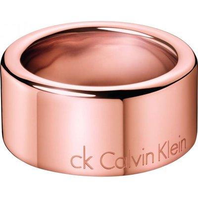 Calvin Klein Size P Hook Ring rosévergoldet KJ06PR100208