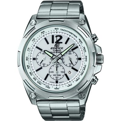Casio Edifice Herrenchronograph in Silber EFR-545SBD-7BVER