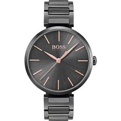 HUGO BOSS Hugo Boss Allusion Allusion Damenuhr in Grau 1502416