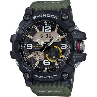 CASIO Casio G-Shock Mudmaster Master Of G Herrenchronograph in Grün GG-1000-1A3ER