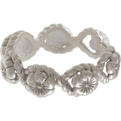 Olivia Burton Floral Charm versilbert OBJ16FSR06 | OLIVIA BURTON SALE
