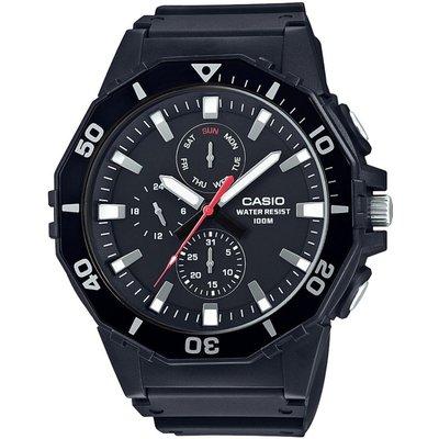 CASIO Casio Classic Herrenchronograph MRW-400H-1AVEF
