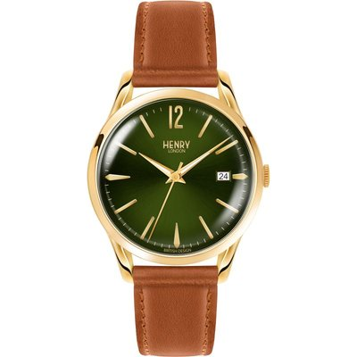 HENRY LONDON Henry London Herrenuhr HL39-S-0186
