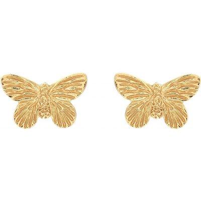 Olivia Burton 3D Butterfly 3D Butterfly Stud Ohrringe vergoldet OBJ16MBE01 | OLIVIA BURTON SALE