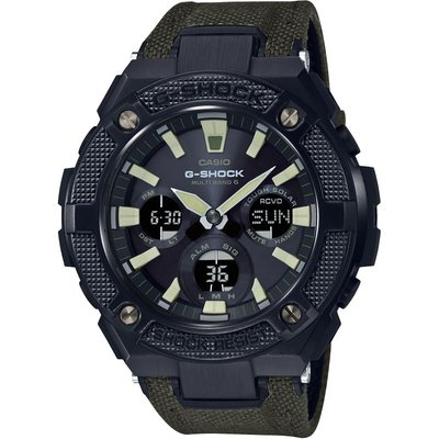 Casio G-Shock G-Steel Military Street Herrenchronograph GST-W130BC-1A3ER   CASIO SALE