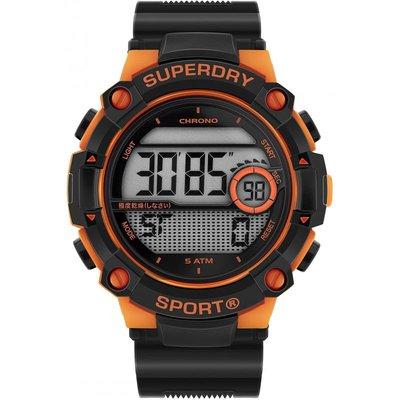 SUPERDRY Superdry Unisexuhr SYG291BO