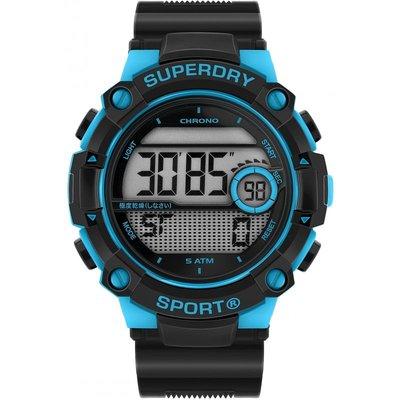 Superdry Unisexuhr SYG291BU | SUPERDRY SALE