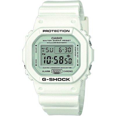 Casio G-Shock Herrenchronograph in Weiß DW-5600MW-7ER   CASIO SALE