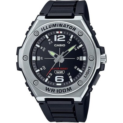 Casio Collection Casio Collection Unisexuhr MWA-100H-1AVEF