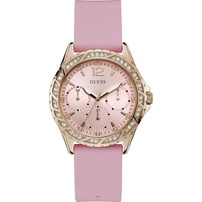 Guess Sparkling Pink Unisexuhr W0032L9 | GUESS SALE