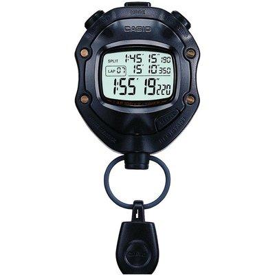 CASIO Casio Stopwatch Unisexchronograph in Schwarz HS-80TW-1EF
