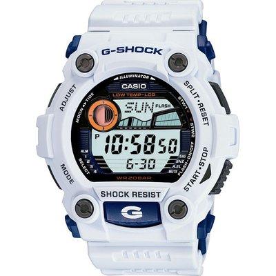 CASIO Casio G-Shock G-Rescue Herrenchronograph in Grau G-7900A-7ER