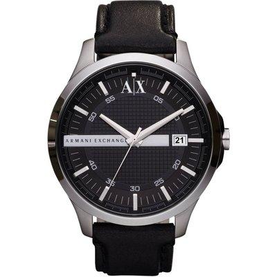 Armani Exchange Herrenuhr in Schwarz AX2101