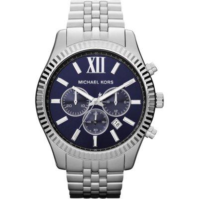 Michael Kors Lexington Herrenchronograph in Silber MK8280