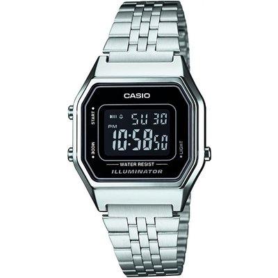 CASIO Casio Classic Unisexchronograph in Silber LA680WEA-1BEF