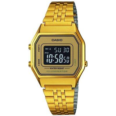 CASIO Casio Classic Unisexchronograph in Gold LA680WEGA-9BER