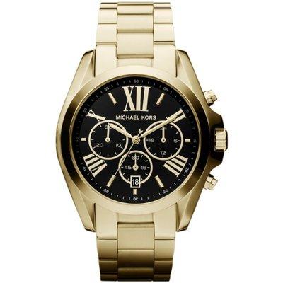 Michael Kors Bradshaw Damenchronograph in Gold MK5739