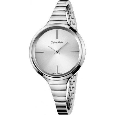 CALVIN KLEIN Calvin Klein Lively Damenuhr in Silber K4U23126
