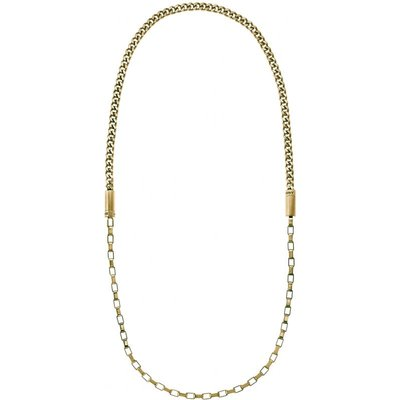 DKNY Chambers Halskette PVD vergoldet NJ2177710 | DKNY SALE