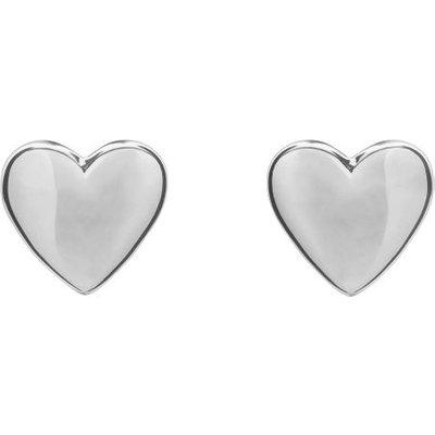 Ted Baker Harly Tiny Heart Stud Ohrring Edelstahl TBJ872-01-03