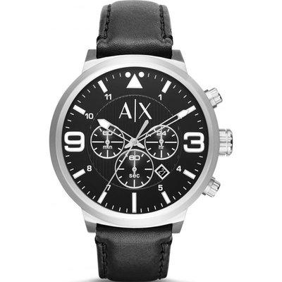Armani Exchange Herrenchronograph in Schwarz AX1371