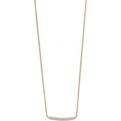 Emporio Armani Pure Pave Halskette Sterling-Silber EG3258221