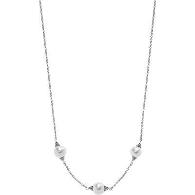 Emporio Armani Deco Halskette Sterling-Silber EG3287040