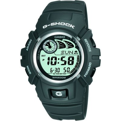 Casio G-SHOCK Herrenchronograph in Grau G-2900F-8VER