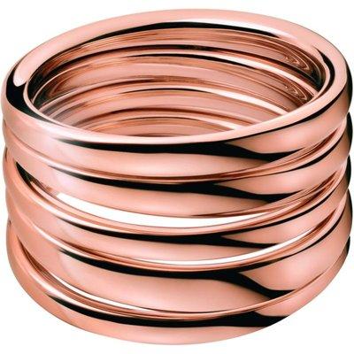 Calvin Klein Size J Sumptuous Ring PVD rosévergoldet KJ2GPR100105