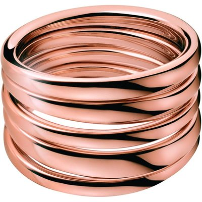 Calvin Klein Size P Sumptuous Ring PVD rosévergoldet KJ2GPR100108