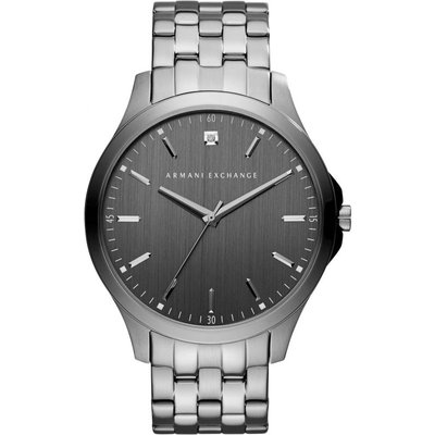 Armani Exchange Herrenuhr in Silber AX2169