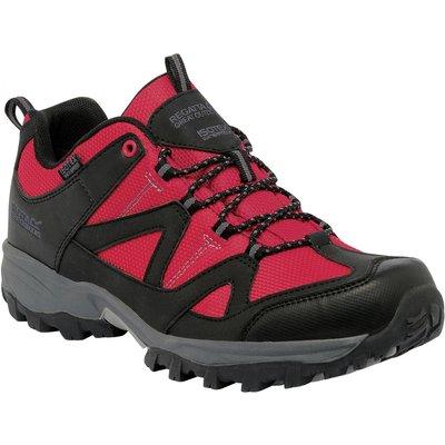 Gatlin Low Walking Shoe Pepper Black