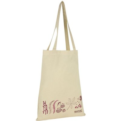 Canvas Tote Bag Beige