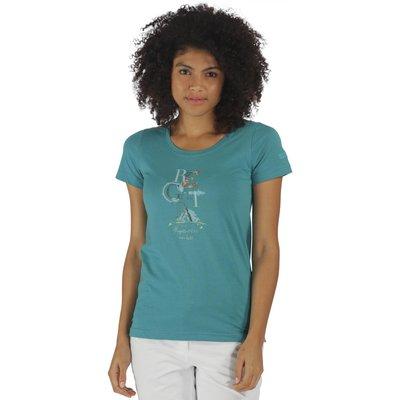 Filandra T-Shirt Pagoda Blue