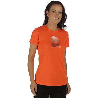 Women's Fingal II T-Shirt Pumpkin