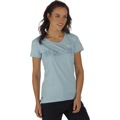 Filandra T-Shirt Powder Blue