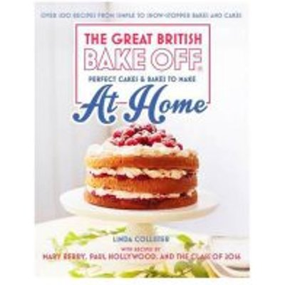 Great British Bake Off at Home Linda Collister