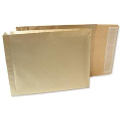 New Guardian Armour Envelopes 130gsm Kraft Manilla [Box 100] - J28203