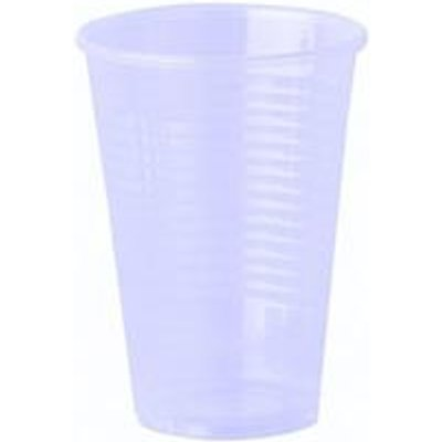 Caterpack (20cl) Plastic Water Cups (Pack of 50) - RY02193
