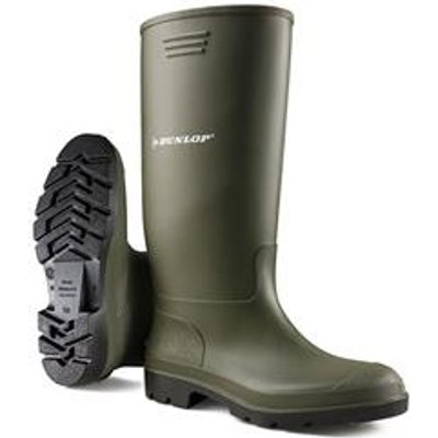 Dunlop Pricemastor Non Safety Wellington Green 09 - BBG09