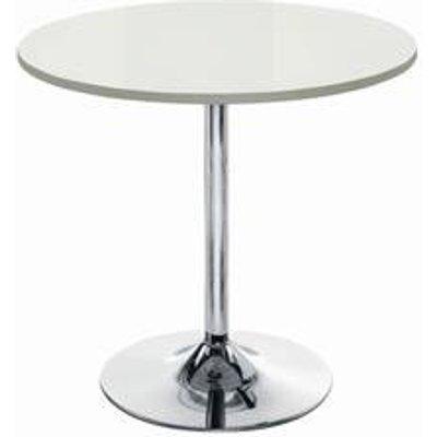 Adagio 800 Trumpet Base Table - White Ref CH0676WH