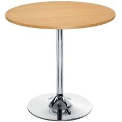 Adagio 800 Trumpet Base Table - Beech Ref CH0676BE