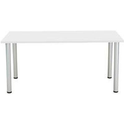 Octet Rectangular Meeting Table - White Ref OFPMT1880WH